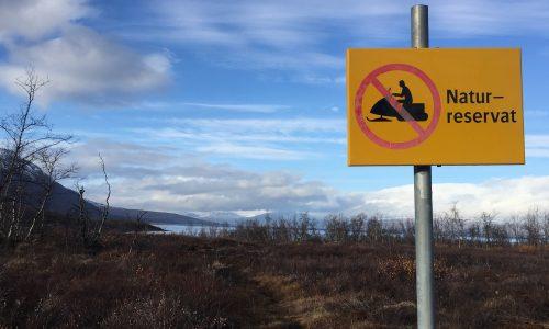 Naturreservat Schweden