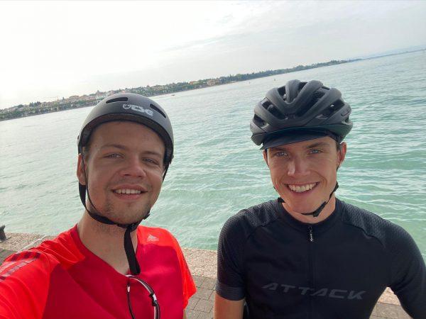 Mit dem Fahrrad von München nach Venedig